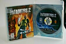 inFamous 2 (Sony PlayStation 3, 2011) - Tested