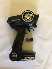 Used Team Associated Xp120 Radio Xp-r4 Receiver 2.4ghz