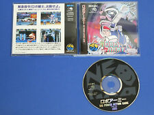 SNK Neo Geo CD ROBO ARMY Import Japan CDZ Free Shipping