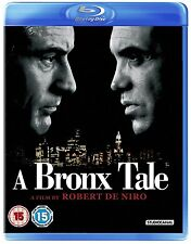 A Bronx Tale [Blu-ray Movie Region Free Robert De Niro Chazz Palminteri] NEW
