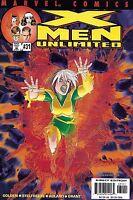 X-Men Unlimited Comic 31 Cover A First Print Michael Golden Charlie Adlard Grant