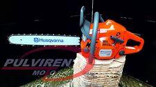 motosega husqvarna 450II professionale leggera compatta potente omaggio trasport