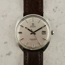 C.1968 Vintage Omega Automatic Seamaster Cosmic watch ref.166.026 Ω 565 in steel