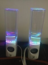 DANCING WATER SPEAKERS - MUSIC FOUNTAIN FOR PC, LAPTOP, USB