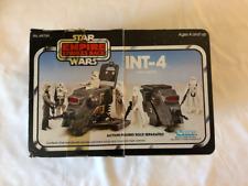 Star Wars Vintage INT-4 Mini Rig with ESB Box, Kenner