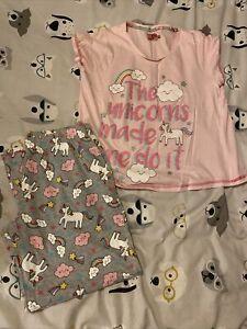 The Unicorns Made Me Do It Pyjamas Size M