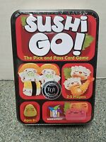 Sushi Go! The Pick And Pass Strategy & Probability Card Game 2014 Gamewright