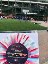 Chicago Cubs Grateful Dead Vinyl Third Man Records Giveaway Wrigley Field SGA