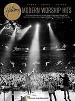 Hillsong Modern Worship Hits : Piano / Vocal / Guitar, Paperback by Hal Leona...