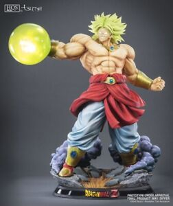 DRAGON BALL -stume broly King Of Destruction  Neuf Jamais Ouvert Série Limites
