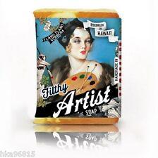 Filthy Artist - Filthy Farmgirl Natural Bar Soap Lavender Tuberose Ylang Ylang