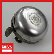 old silver chrome Germany Cycling Bicycle Bike Cycle Metal Mechanical Bell Horn