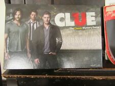 Clue Supernatural Edition COMPLETE Parker Brothers