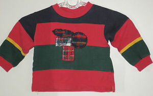 babyGAP Boys Size 18-24 Months Multi-Color Outdoor Classic Long Sleeve Shirt