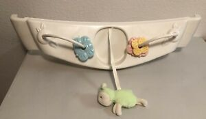 Replacement Tray for Fisher Price My Little Lamb Cradle Swing Toy Snack Trey