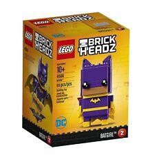 41586 BATGIRL batman movie brick headz lego legos set brickheadz bat woman