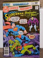 DC Comics Presents #27 * 1st Appearance of Mongul * Superman Bronze Age