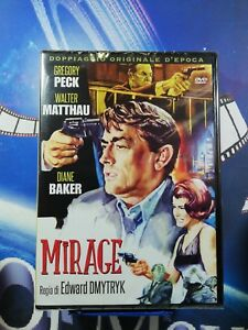 MIRAGE  (1964)  Edward Dmytryk  *DvD* A&R Productions ** ......NUOVO