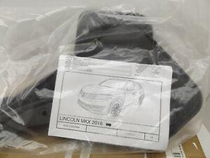 2016-2020 Ford OEM Splash Guards Rear W/Logo GA1Z-16A550-BA  Lincoln