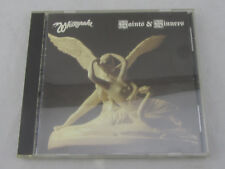 Saints & Sinners by Whitesnake (CD, Feb-1988, Geffen)
