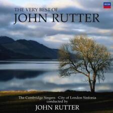 The Very Best Of John Rutter von The Cambridge Singers,CLS (2011)