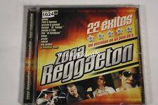 Zona Reggaeton Las Estrellas En Un Solo Cd's Music CD