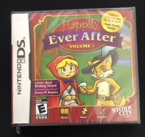 Happily Ever After Vol. 1 (Nintendo DS, 2010)