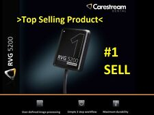 Carestream Kodak RVG 5200 Digital X-Ray Sensor for Dental X-Ray Sensor Size #1