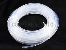 4mm Clear Solid Core Fiber Optic Cable - transmit colorful lights from all sides