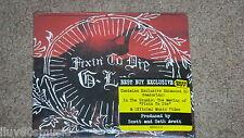 G. LOVE - Fixin' To Die - 2 CD Set with EXCLUSIVE BEST BUY ENHANCED CD! NEW! OOP