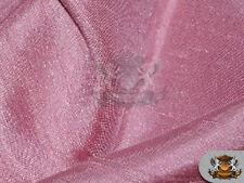 """58/"""" de ancho 3 MTR Oscuro Marrón tela de raso posterior revestimiento Crepe. nuevo en la acción"""