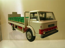 KIRK NO TEKNO DENMARK FORD D800 BEER TRUCK WHITE-RED SCALE 1:50