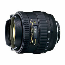 Tokina AT-X 10-17mm f/3.5-4.5 DX AF Lens For Canon (without hood)