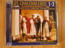 Los Chalchaleros CRONICA 1 & 2 Sus Mas Grandes Exitos El canto de Salta 2cd RAR