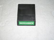 GIOCO INTELLIVISION - BACKGAMMON