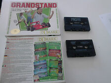 COMMODORE 64 LOTTO GIOCHI grandstand THE ULTIMATE SPORTS COMPILATION DOMARK