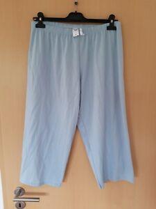 Calida Schlafanzug Hose Pyjamahose Unterteilt M Neu ohne Etikett