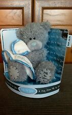 Retired Collectable Me To You Tatty Teddy Bear