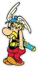 "Asterix mad sticker decal 3"" x 5"""