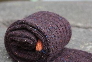New Girls Womens Over Knee High Socks Rabbit Wool Knit Thigh High Long Socks
