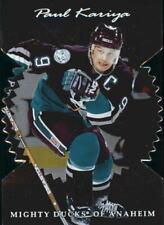 1996-97 (DUCKS) Donruss Elite Die Cut Stars #1 Paul Kariya