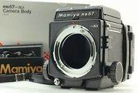 【MINT in BOX】 Mamiya RB67 Pro SD Body Motorized 120/220 Film Back From JAPAN 920