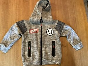Marvel Avengers Toddlers Hooded Top - Age 2-3 Years