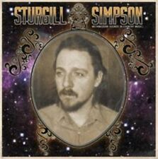 Metamodern Sounds in Country Music 5029432021624 by Sturgill Simpson CD