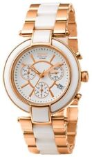 Esprit Collection Damen Armbanduhr Physis Chronograph Rose gold EL101582F05 €299