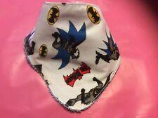 Superheroes Baby Dribbles/Bandana Bibs Cloths