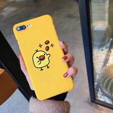 Hard PC Cute Slim Phone Case Back Cover Skin For Apple iPhone  6 Plus 7 8 Plus X