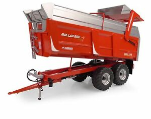 Remorque ROLLAND Rollspeed Rouge - 500 pcs,UH6339, échelle1/32,UNIVERSAL HOBBIES