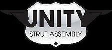 Unity Automotive 11690 Front Complete Strut Assembly