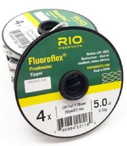 Rio Fluoroflex Tippet 30 Yard